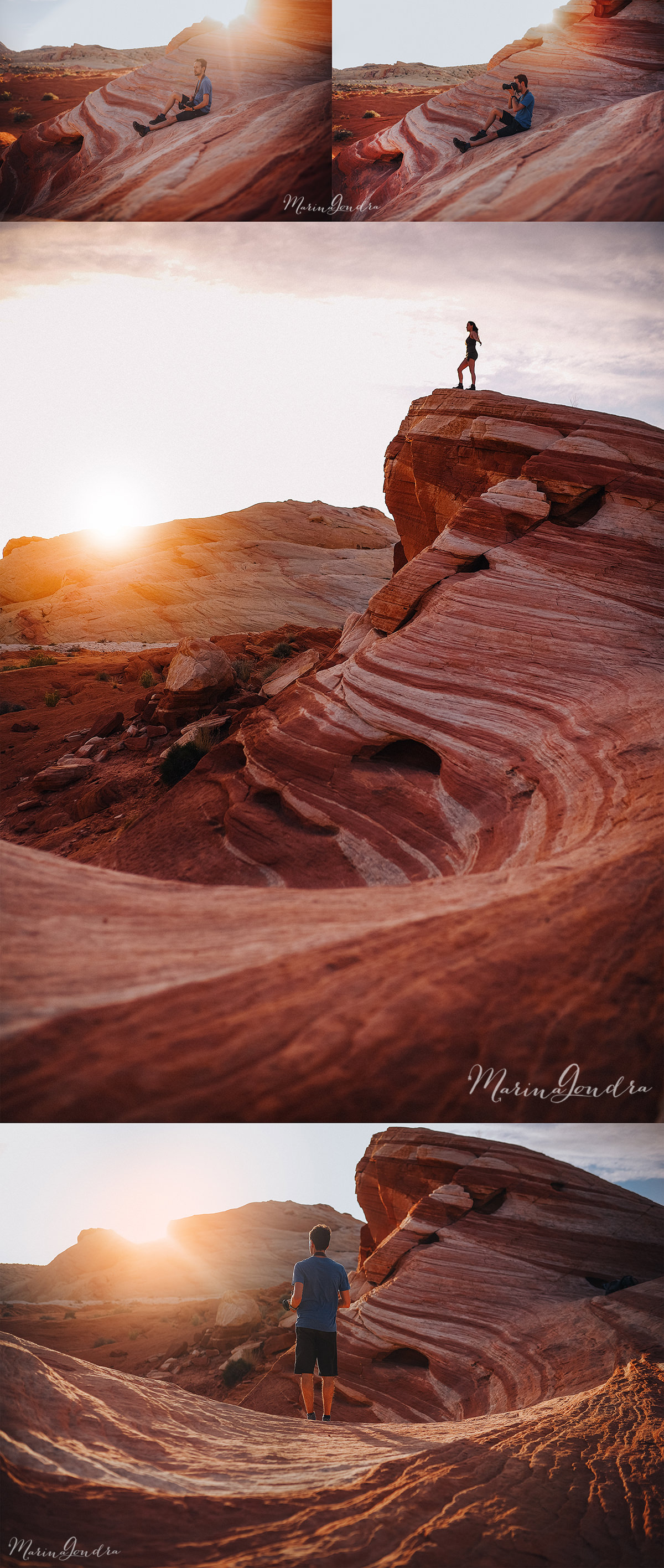 The Fire Wave Valley of Fire State Park